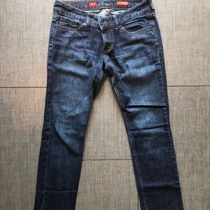 Express jeans, size 4.